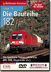 Die Baureihe 182