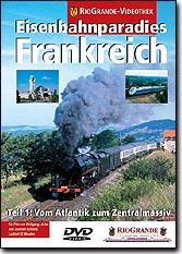 Eisenbahnparadies Frankreich