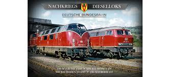 Nachkriegs Dieselloks der Deutsche Reichsbahn 4 DVD