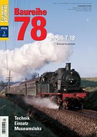 Baureihe 78 Eisenbahn Journal Special 2 2017