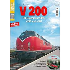V 200 Db Baureihen V200 V300