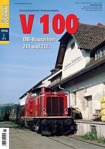V 100. DB-Baureihen 211 und 212