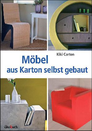 m bel aus karton selbst gebaut door carton kiki. Black Bedroom Furniture Sets. Home Design Ideas