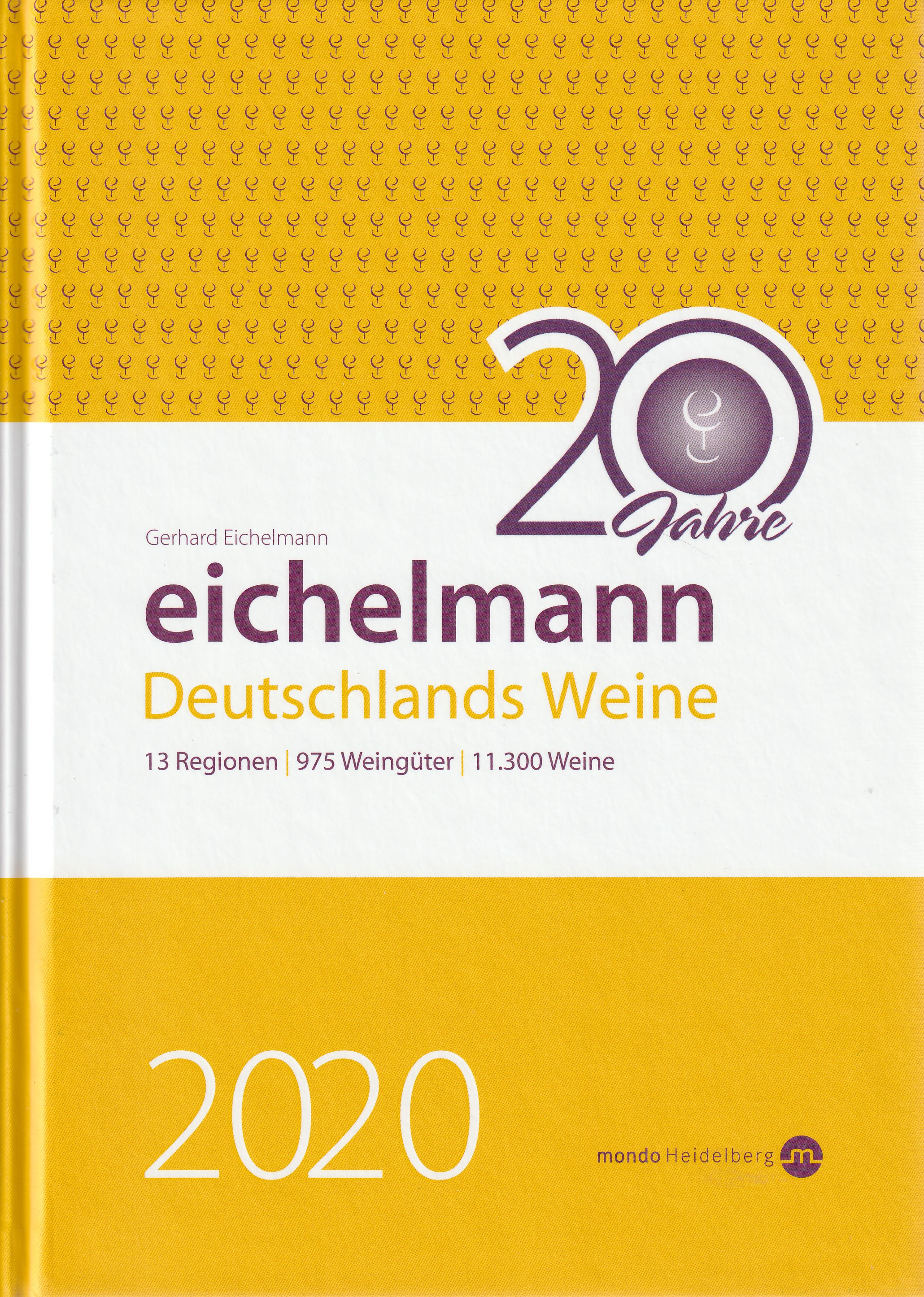 Eichelmann, Deutschland Weine 2020