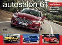 autosalon 61 autoparade autodrom Modelle 2015/2016