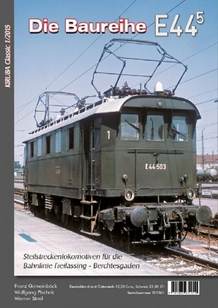 Die Baureihe E44.5