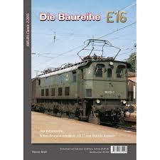 Die Baureihe E16