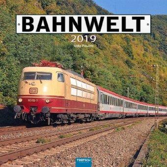 Bahnwelt 2019 Technikkalender Eisenbahnkalender Bahnkalender