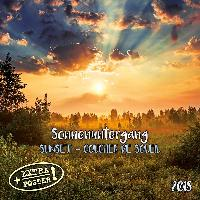 Sonnenuntergang - Sunset - Coucher de Soleil 2018 Artwork