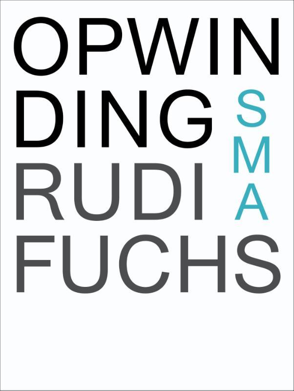 Opwinding. Essays door Rudi Fuchs