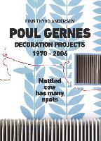 Finn Thybo Andersen. Poul Gernes. Decoration Projects1970-2006. Mottled cow has many spots