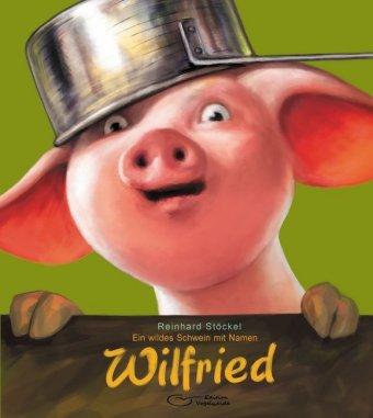 Ein wildes Schwein mit Namen Wilfried