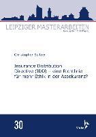 Insurance Distribution Directive (IDD) - eine Richtlinie für mehr Ethik in der Assekuranz?