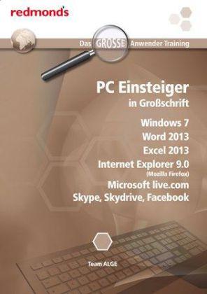 PC Einsteiger in Großschrift
