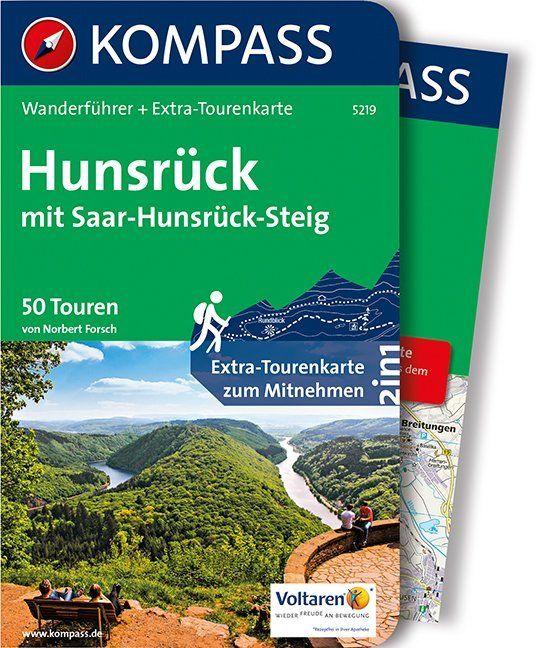Hunsrück mit Saar-Hunsrück-Steig