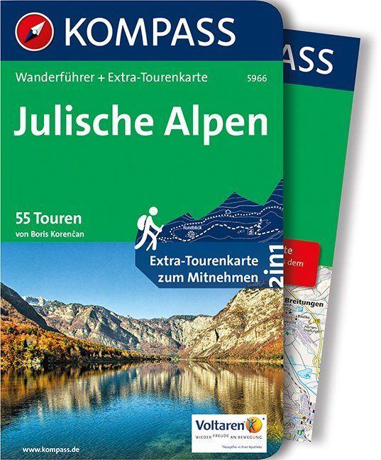 WF5966 Julische Alpen Kompass