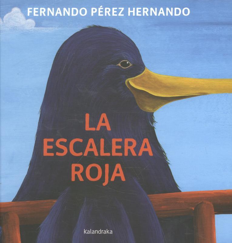 FERNANDO PEREZ HERNANDO*ESCALERA ROJA