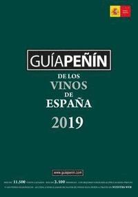 Guia Penin de los Vinos Espana 2019