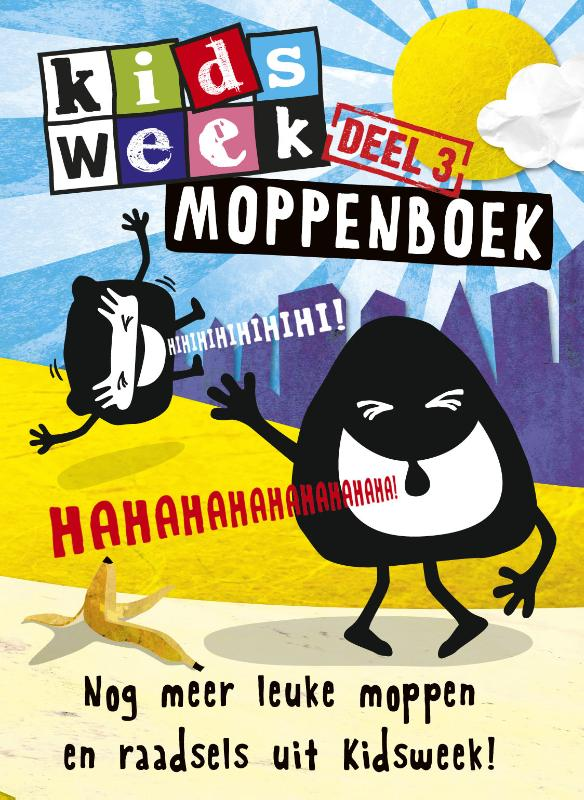 Kidsweek moppenboek  3