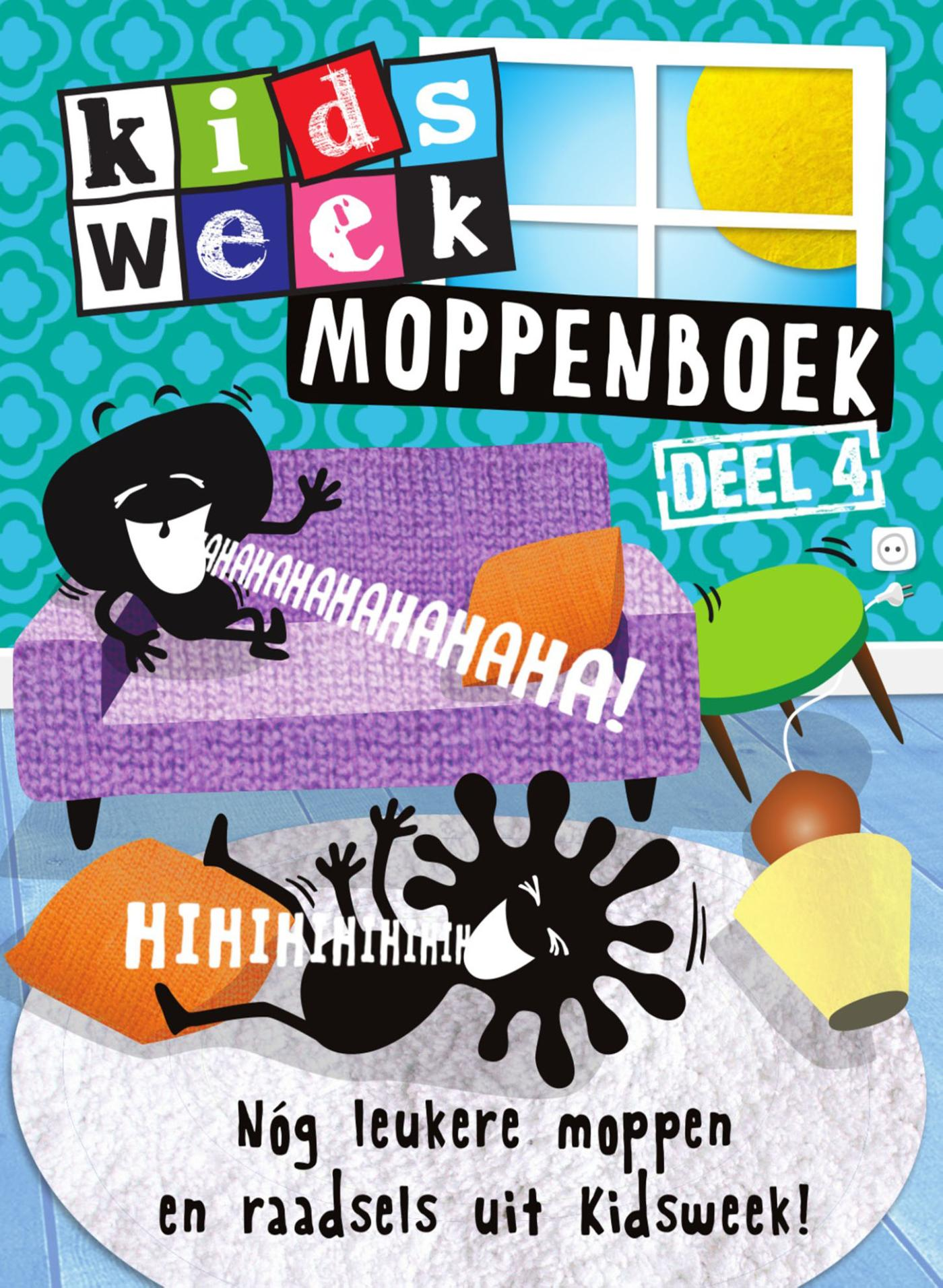 Kidsweek moppenboek 4