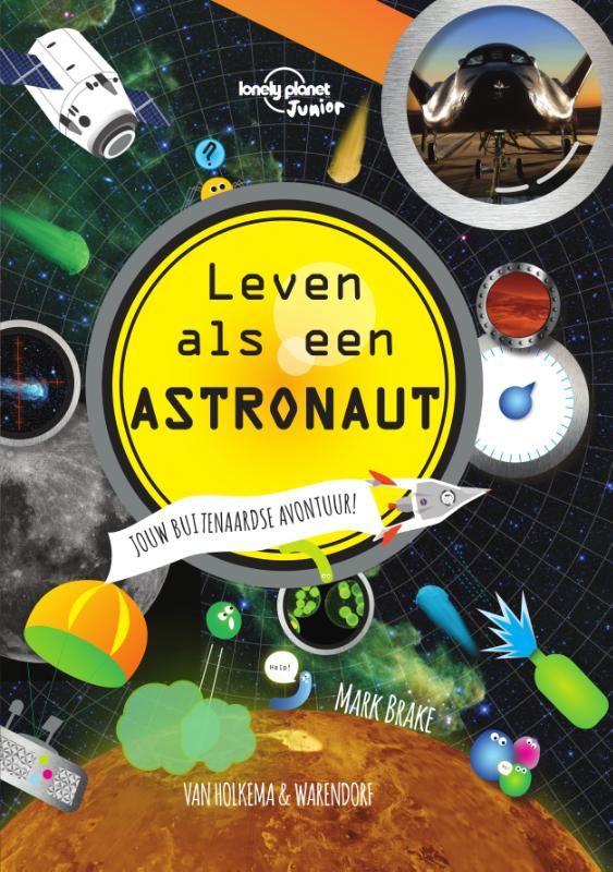 Leven als een astronaut