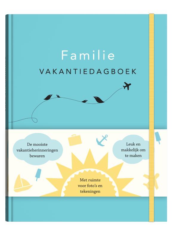 Familie vakantiedagboek
