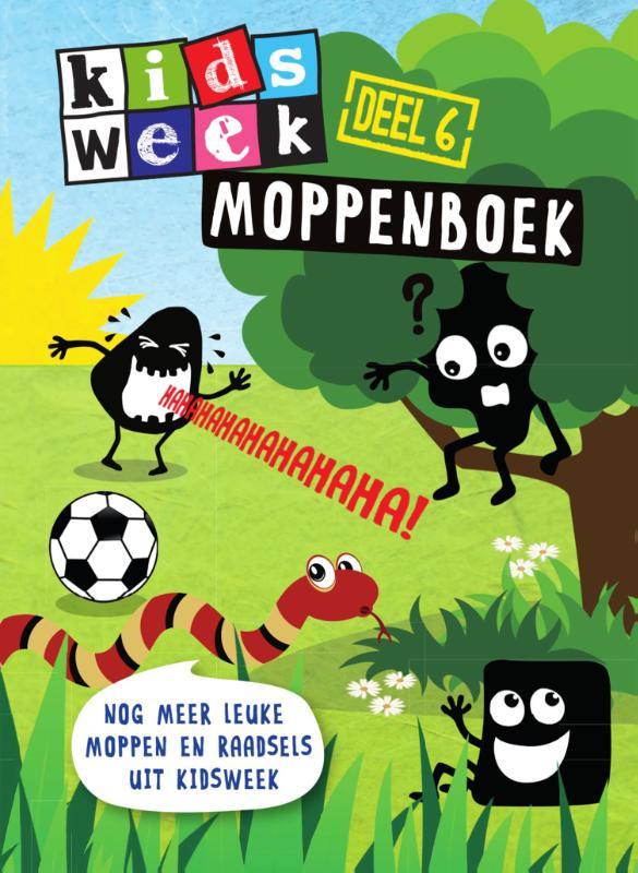Kidsweek moppenboek deel 6