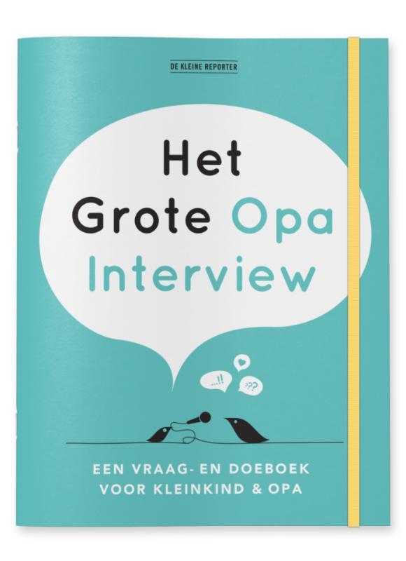 Het grote Opa Interview