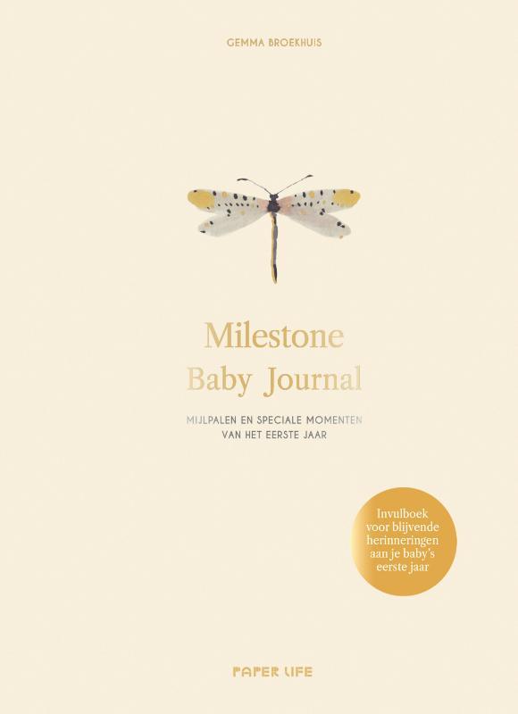 Milestone babyjournal