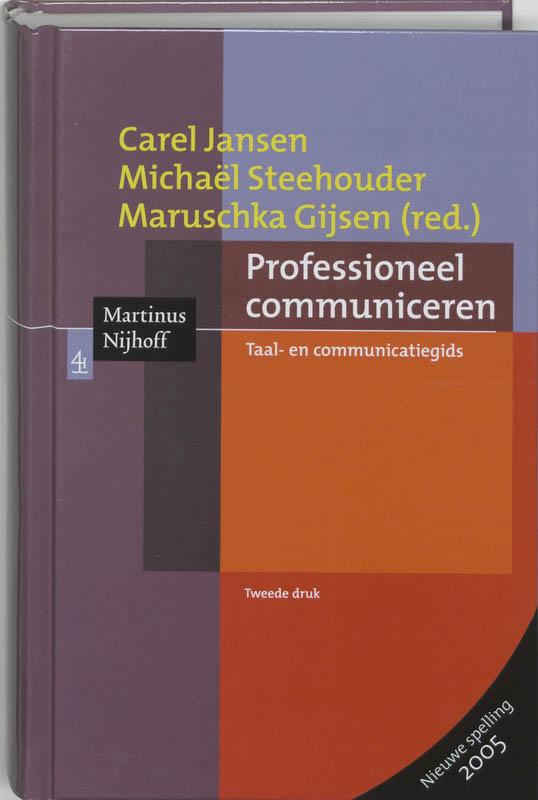 Professioneel communiceren