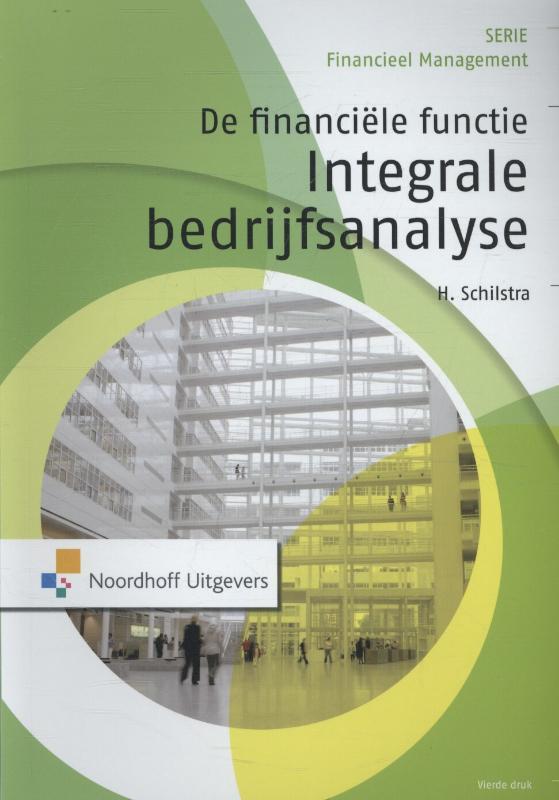 De financiële functie: Integrale bedrijfsanalyse