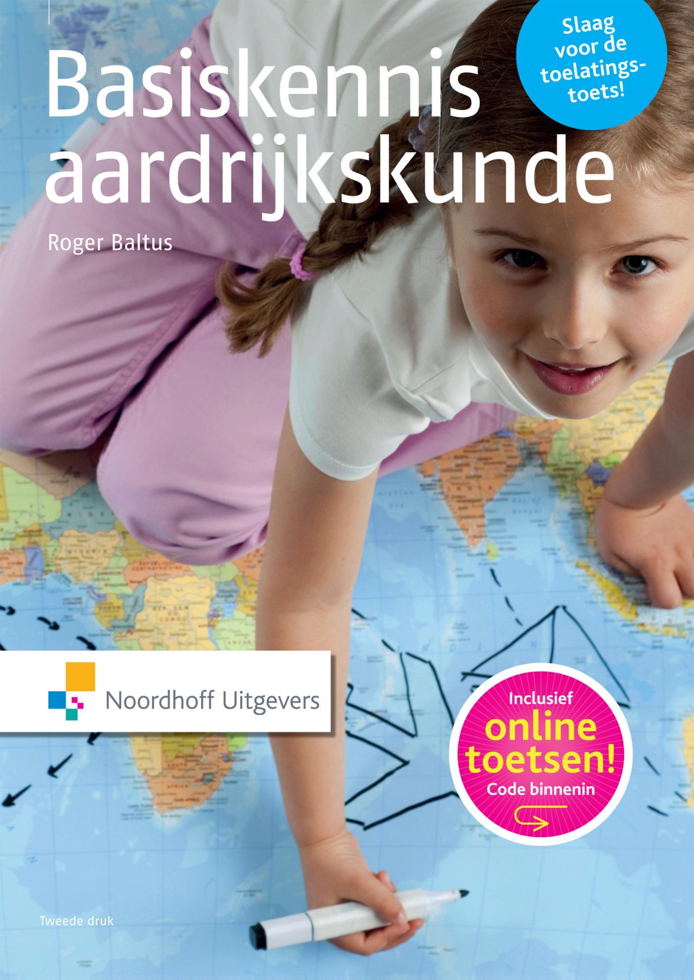 Basiskennis Aardrijkskunde (e-book)