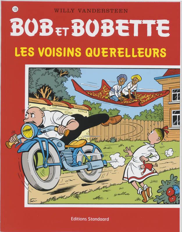 Bob et Bobette Voisins querelleurs