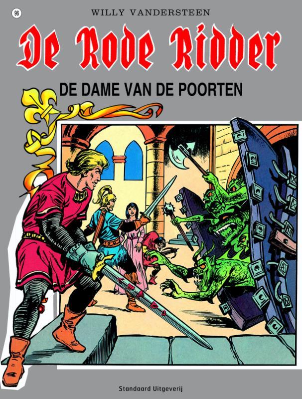 Dame van de poorten Rode Ridder 96