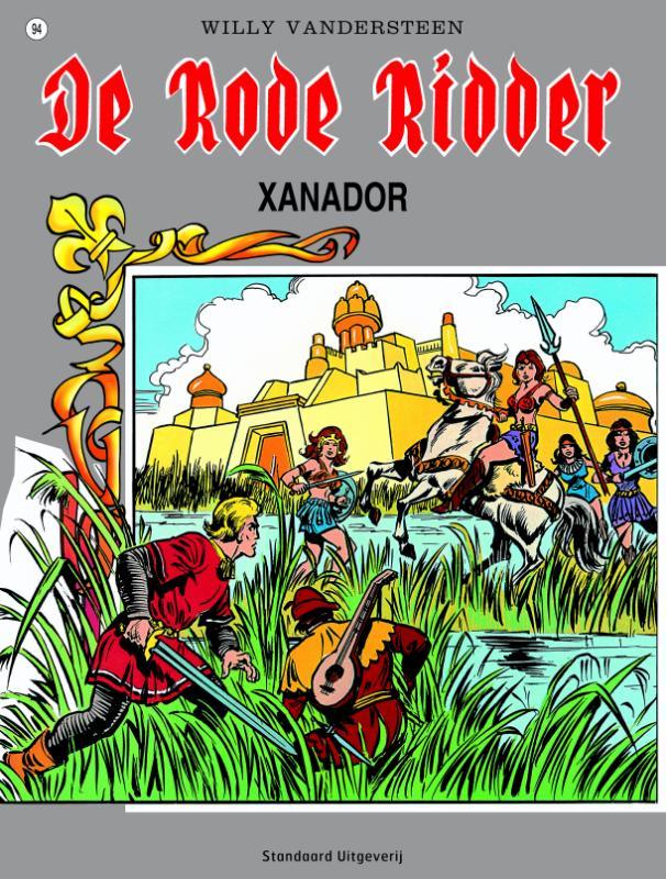Xanador 094 Rode Ridder