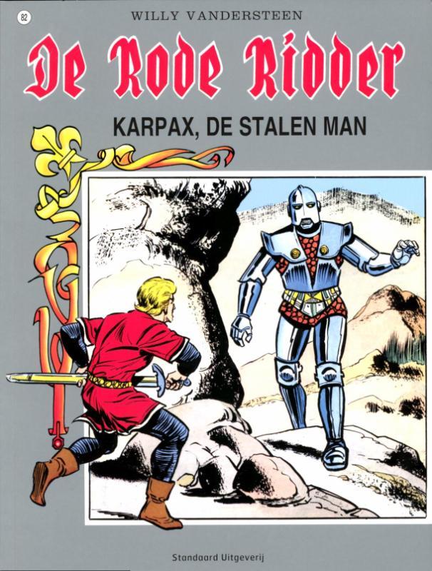 De Rode Ridder Karpax, de stalen man 082