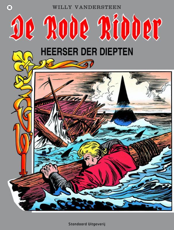 Heerser der diepten 095 Rode Ridder