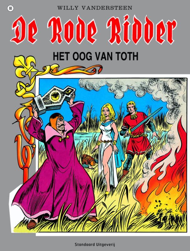 Oog van toth 088 Rode Ridder