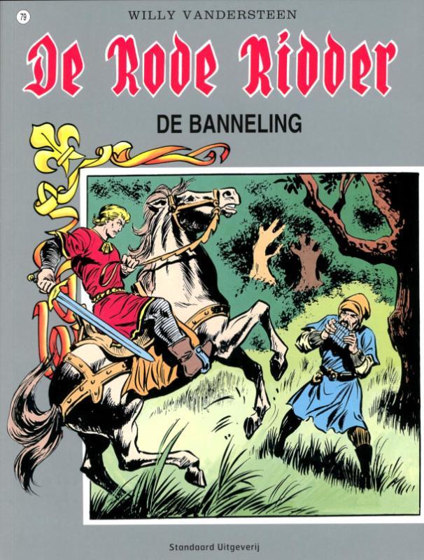 Banneling 079 Rode Ridder