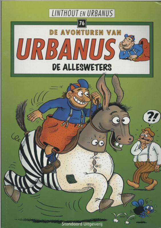 Urbanus 76 De allesweters