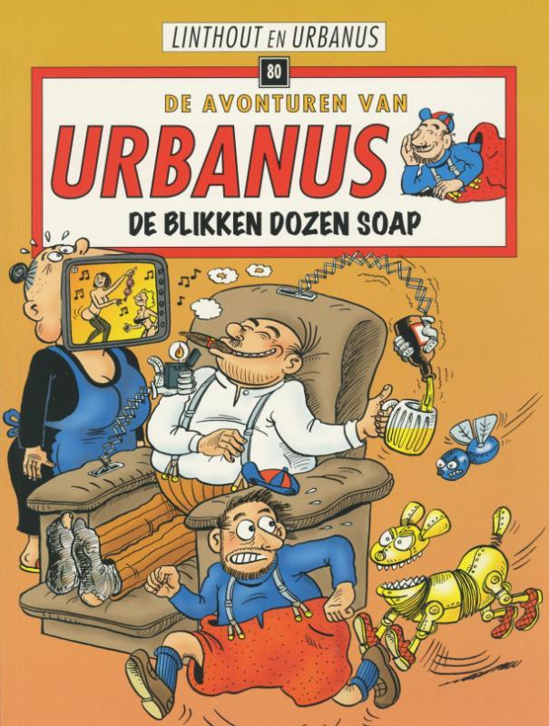 Urbanus De blikken dozen soap