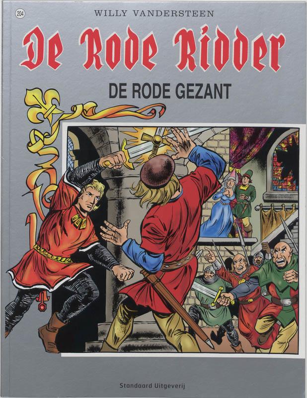 De Rode Ridder 204 De rode gezant