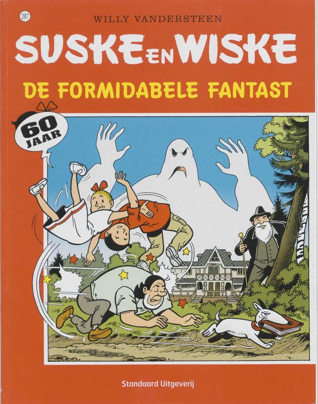 Suske en Wiske 287 Formidabele fantast