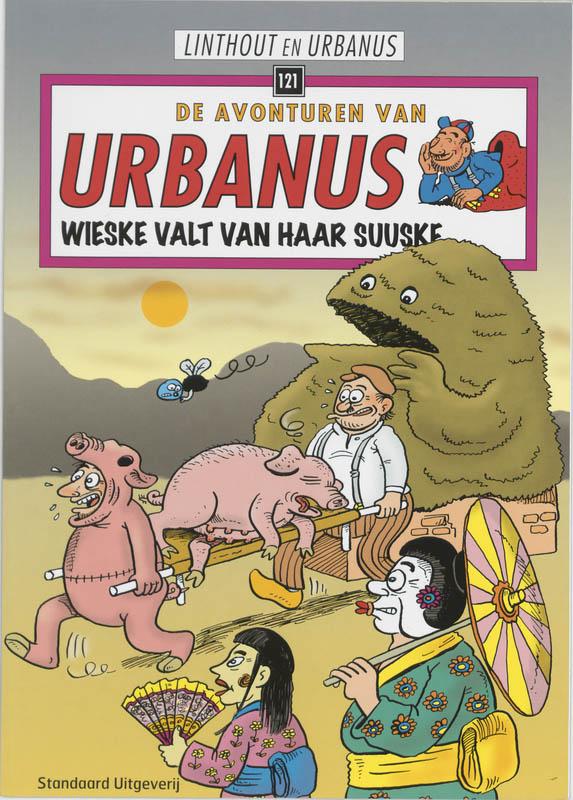 Urbanus Wieske valt van haar Suuske 121