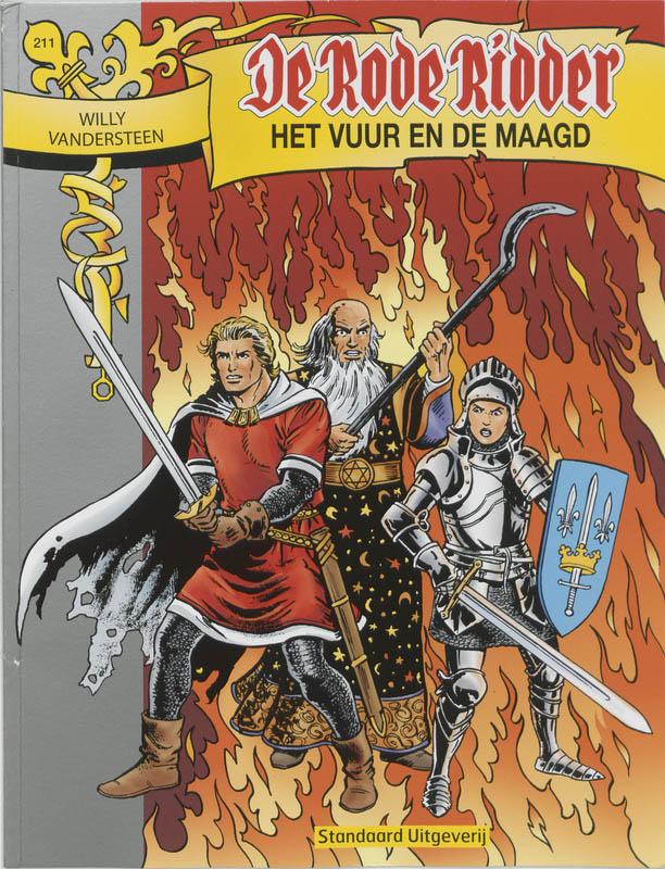 Rode Ridder Het vuur en de maagd 211