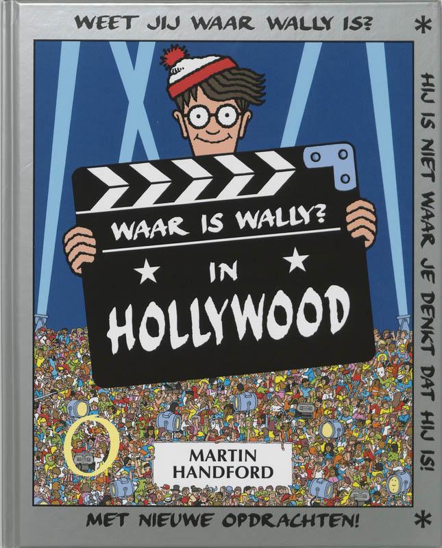 Waar is Wally In Hollywood