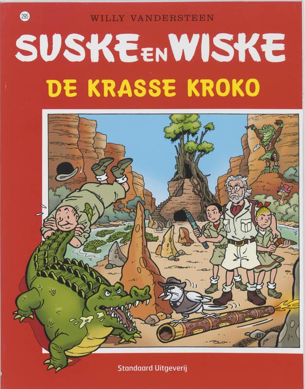 Suske en Wiske 295 De krasse krokoman