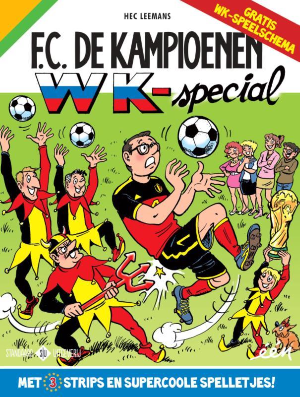 F.C. De Kampioenen WK-Special