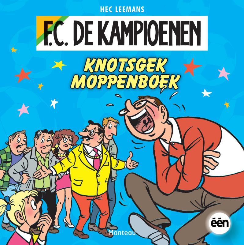 F.C. De Kampioenen knotsgekke moppenboek
