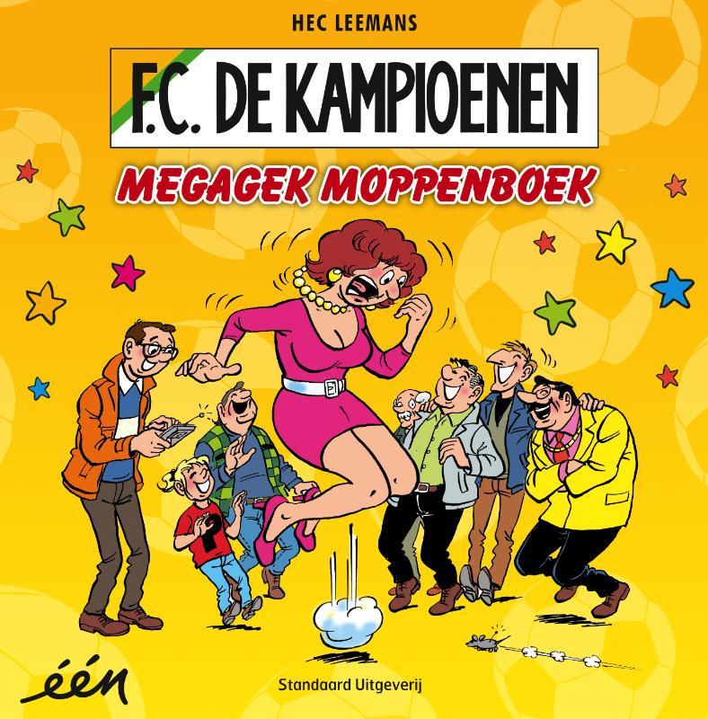 F.C. De Kampioenen Het megagekke moppenboek